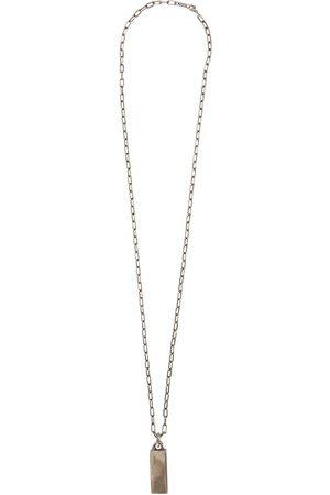 TOBIAS WISTISEN Crystal pendant chain