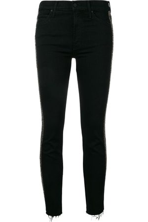 Mother The Rascal cropped trousers