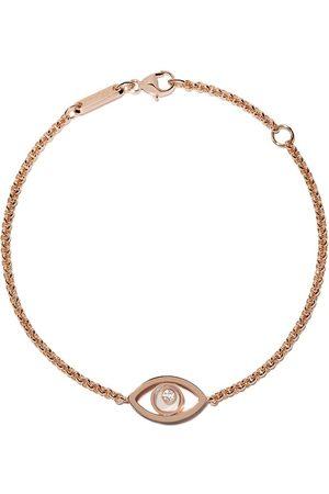 Chopard Ženy Náramky - 18kt rose gold Good Luck Charms diamond bracelet