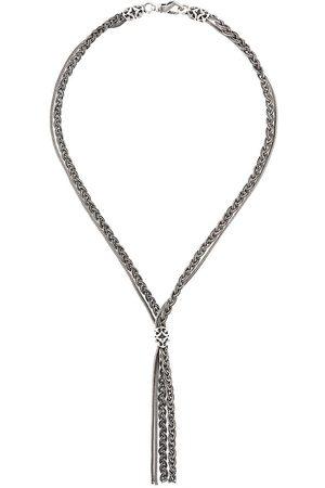 EMANUELE BICOCCHI Double chain necklace