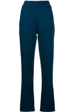 WALK OF SHAME Side slit track trousers