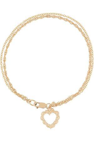 Petite Grand Heart bracelet