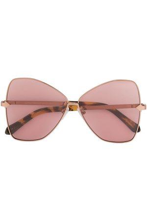 Karen Walker Sluneční brýle - Queen oversized sunglasses