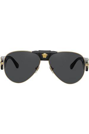 VERSACE Medusa Head aviator sunglasses