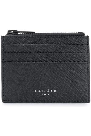 Sandro Top zipped wallet