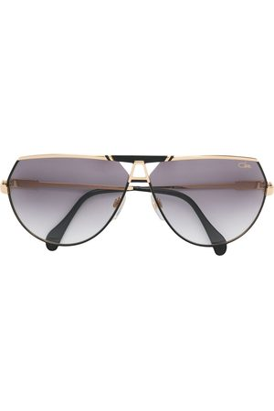 Cazal Tinted aviator sunglasses