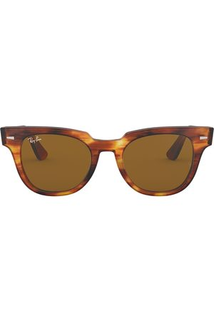 Ray-Ban Meteor Stripped Havana sunglasses