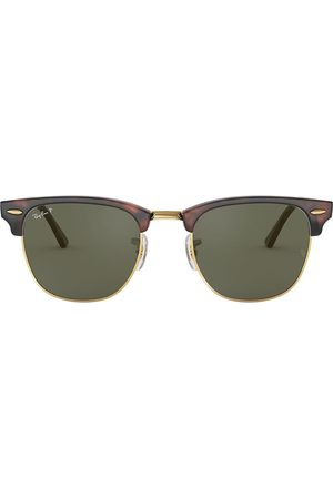 Ray-Ban Clubmaster square-frame sunglasses
