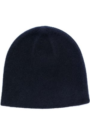 N.PEAL Cashmere knitted beanie