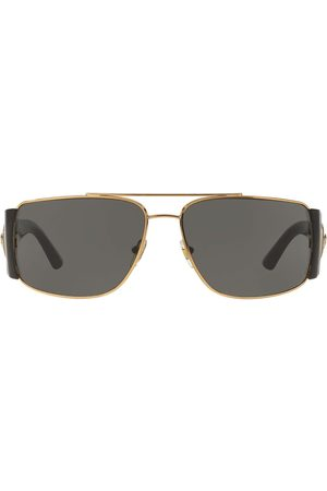 VERSACE Wide arm aviators