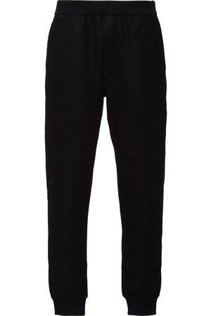Prada Knitted track pants