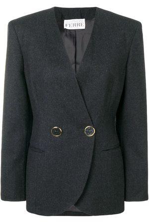 Gianfranco Ferré Wrap blazer