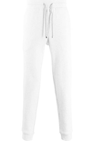 Brunello Cucinelli Ribbed cuff track pants