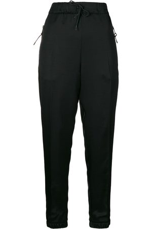 Prada Drawstring slim-fit trousers