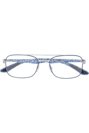 Ray-Ban Thin frame rectangle glasses