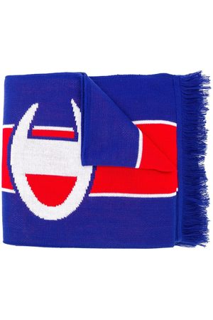 Champion Fringe logo scarf