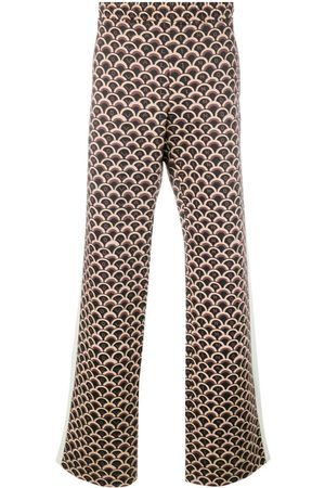 VALENTINO Scale pattern track pants