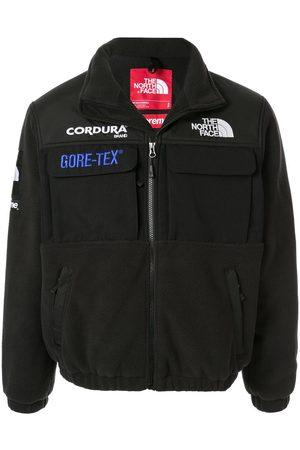 Supreme TNF Expedition fleece jacket FW18