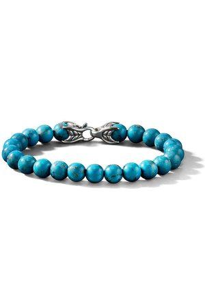 David Yurman Spiritual Bead turquoise bracelet