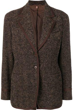 ROMEO GIGLI 1990's tweed jacket