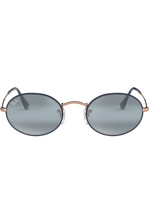 Ray-Ban RB3547 mirrored sunglasses