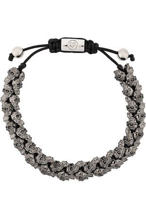 NORTHSKULL Swarm skull bracelet