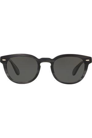 Oliver Peoples Sheldrake round sunglasses