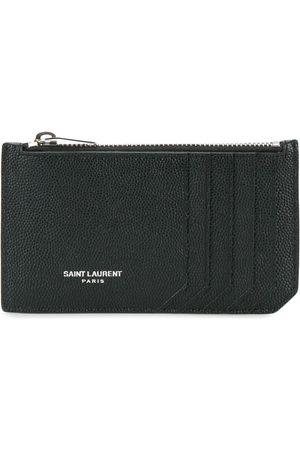 Saint Laurent Fragments cardholder