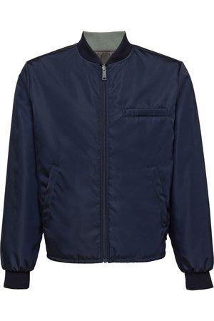 Prada Reversible nylon gabardine bomber jacket