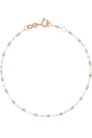GIGI CLOZEAU 18K rose gold beaded bracelet