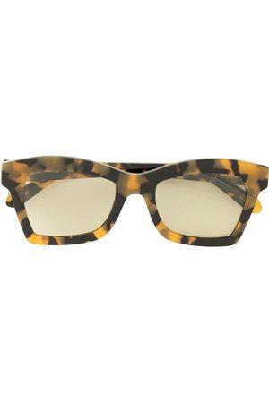 Karen Walker Sluneční brýle - Blessed square-frame sunglasses