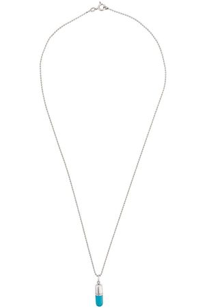 TRUE ROCKS Náhrdelníky - Small pill pendant necklace