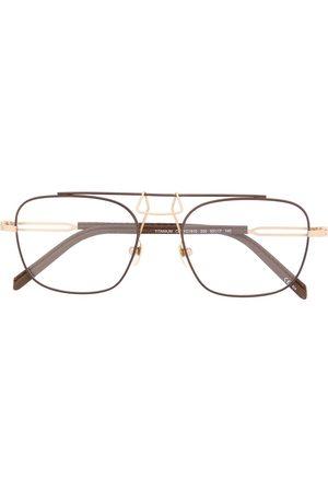 Calvin Klein Aviator glasses