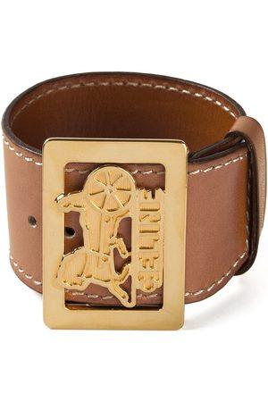 Céline 1980's buckled cuff