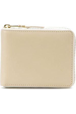 Comme des Garçons Classic zip around wallet