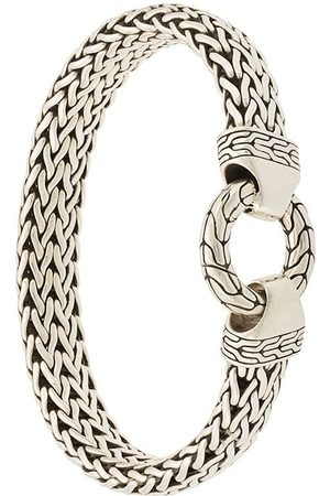 John Hardy Classic Chain Ring Clasp bracelet