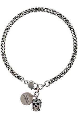 Alexander McQueen Skull charm bracelet