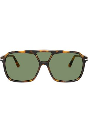 Persol Square oversized sunglasses