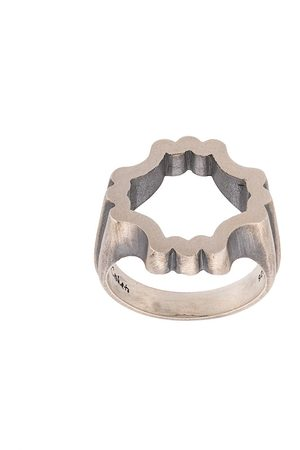 M. COHEN Structured ring