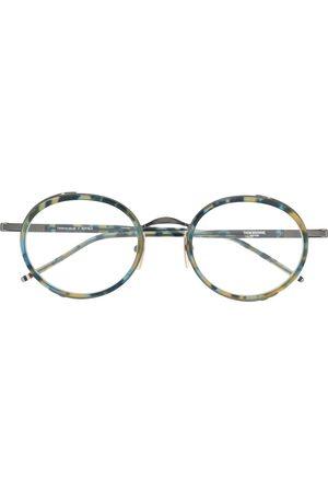 adidas Tortoise border glasses
