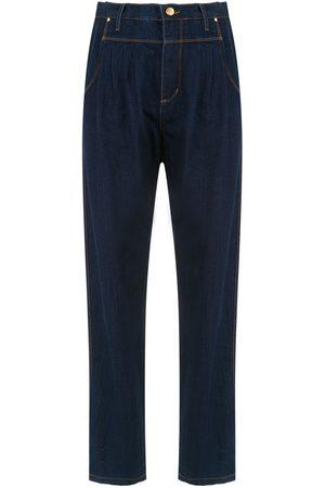 AMAPÔ Pleated Kingston trousers