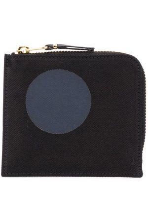 Comme des Garçons Polka dot printed wallet