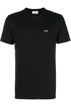 Ami T-Shirt With Ami Embroidery
