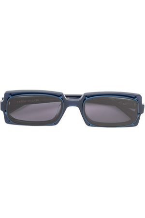 Karen Walker Turing rectangular sunglasses