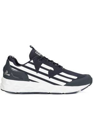 EA7 Lo-top running sneakers