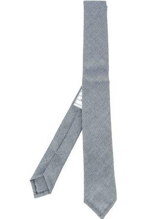 Thom Browne Muži Motýlky - Classic Necktie In School Uniform Plain Weave