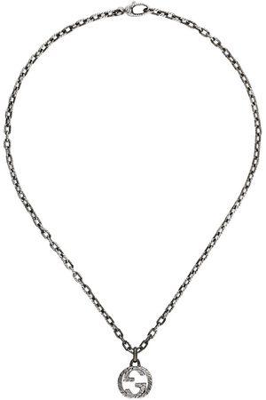 Gucci Muži Náhrdelníky - Interlocking G pendant necklace