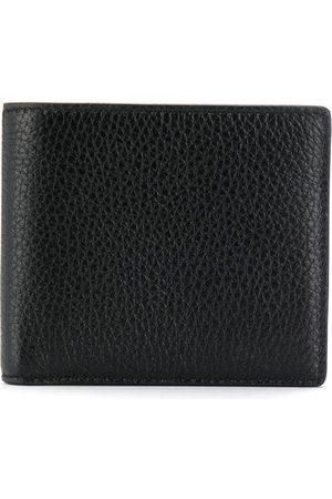 Maison Margiela Pebbled texture wallet