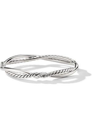 David Yurman Continuance Small Station diamond bracelet