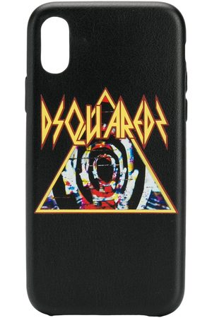 Dsquared2 Logo print iPhone case